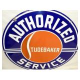 VIEW 4 CLOSEUP SIDE 2 STUDEBAKER SIGN