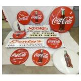 GROUP PICTURE COKE ITEMS SOLD SUNDAY
