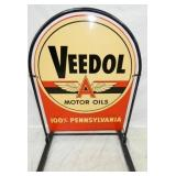 29X42 VEEDOL MOTOR OIL SIDEWALK SIGN