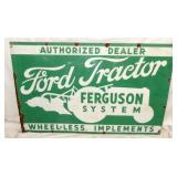 VIEW 3 SIDE 2 FORD FERGUSON DEALER SIGN