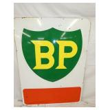 45X60 PORC. BP SHEILD SIGN