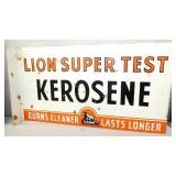 22X12 LION SUPER TEST KEROSENE FLANGE