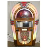 ROCKOLA CD8 BUBBLER JUKEBOX