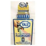 13X30 YALE FLASHLIGHT DEALER DISPLAY