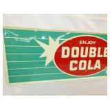 VIEW 2 LEFTSIDE EMB. DOUBLE COLA