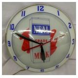 NEAL GRADE MILK BUBBLE CLOCK