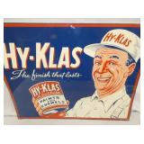 VIEW 2 CLOSEUP HY KLAS DEALER W/PAINTER