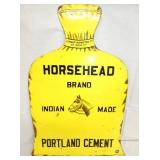 VIEW 2 OTHERSIDE PORC.HORSE HEAD CEMENT