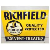 16X12 1947 RICHFIELD SIGN
