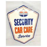 23X30 AMERICAN SECRUITY CAR CARE