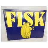 VIEW 3 OTHERSIDE PORC. FISK FLANGE SIGN