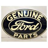 24X16 1/2 GENUINE FORD PARTS SIGN