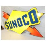 VIEW 3 SUNOCO LIGHTED ARROW SIGN