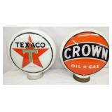 VIEW 2 SIDE 2 TEXACO & CROWN