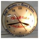 WAGNER LOCKHEAD BUBBLE CLOCK