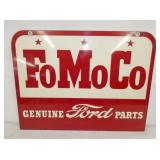 18X14 FOMOCO FORD PARTS SIGN