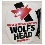 17X22 WOLFS HEAD MOTOR OIL FLANGE