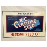 VIEW 3 SIDE 2 NC SEED DEALER SIGN