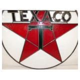 VIEW 3 BOTTOM 28IN TEXACO GLASS
