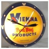 VIENNA PRODUCTS BUBBLE CLOCK