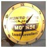 MONROE BUBBLE CLOCK