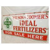 VIEW 3 RIGHTSIDE IDEAL FERTILIZERS SIGN