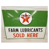 42X30 1964 TEXACO FARM LUBRICANTS