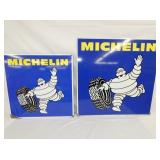 GROUP PICTURE PORC. MICHELIN TIRES SIGN