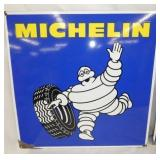 25X25 PORC. MICHELIN MAN SIGN