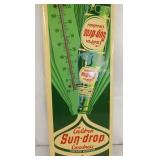 VIEW 3 RARE SUNDROP THERMOMETER