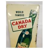 VIEW 2 EMB. CANADA DRY SIGN