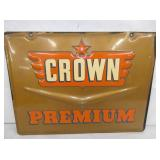15X20 EMB. CROWN PREMIUM SIGN
