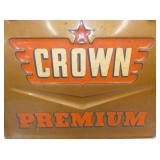 VIEW 4 SIDE 2 CLOSEUP CROWN SIGN