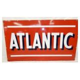 73X42 PORC. ATLANTIC SIGN