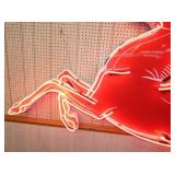 VIEW 8 CLOSE NEON FRONT LEGS