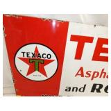 VIEW 4 54X25 CLOSE UP TEXACO SIGN