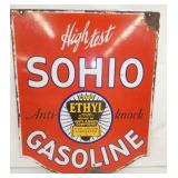 VIEW 3 SIDE 2 SOHIO GASOLINE SIGN