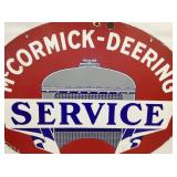 VIEW 2 CLOSEUP MCCORMICK SERVICE SIGN