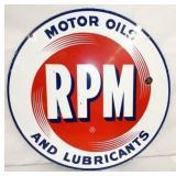 VIEW 3 SIDE 2 PORC. RPM SIGN