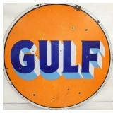 VIEW 3 SIDE 2 PORC. GULF SIGN