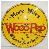 VIEW 3 SIDE 2 WOCO PEP SIGN