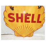 VIEW 6 BOTTOM PORC. SHELL CALM SIGN