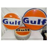19IN,26IN, 32IN LIGHTED GULF SIGNS