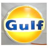 SIGN #3 21X19 LIGHTED GULF CAN SIGN