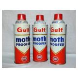 GULF MOTH PROOFER CANS