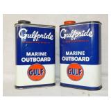 GULFPRIDE MARINE OUTBOARD CANS
