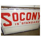 VIEW 3 SIDE 2 PORC. SOCONY SIGN