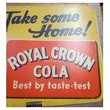 VIEW 5 RIGHTSIDE ROYAL CROWN CARDBOARD