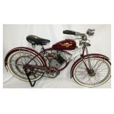 SCHWINN WHIZZER MOTORCYCLE