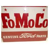 VIEW 4 18X14 FOMOCO FORD SIGN